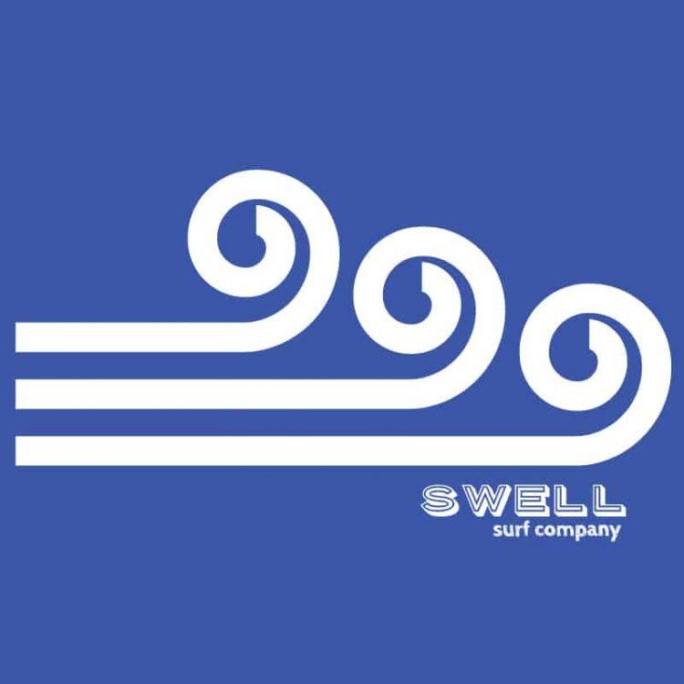 Men's - Royal - Swell Logo