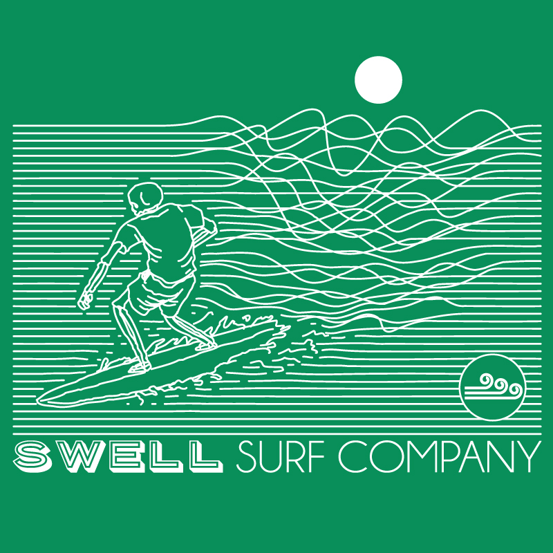 Men's - Kelly - Line Surfer