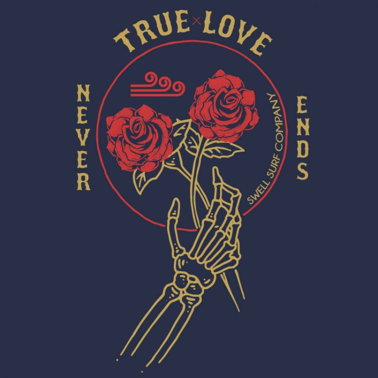 Women's - Ocean - True Love