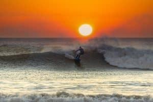 Sunset Swell